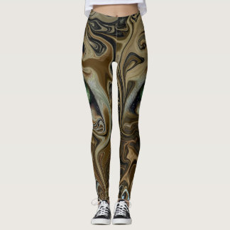 Eye Of The Tiger. Leggings