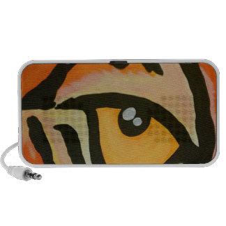 Eye of the Tiger Travel Speaker