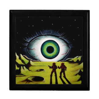 EYE OF THE WATCHER LARGE SQUARE GIFT BOX