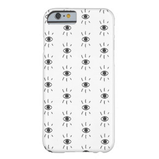 Eye Pattern Barely There iPhone 6 Case
