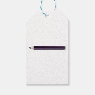 Eye pencil gift tags