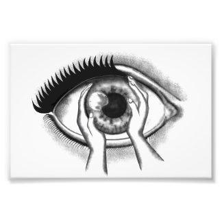 eye photograph