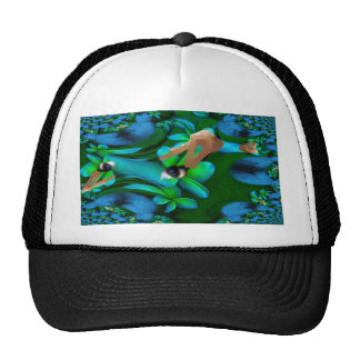 Eye Picked the Flowers Product Hats