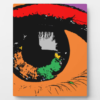 Eye Plaques