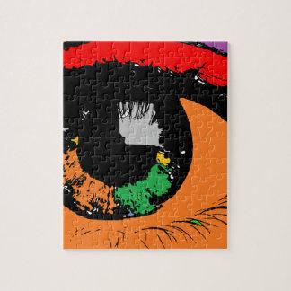 Eye Puzzles
