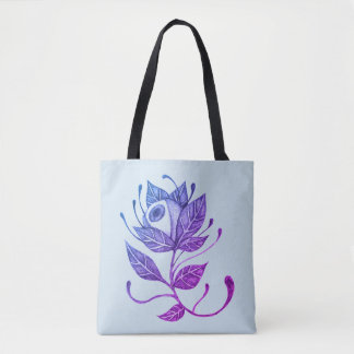 Eye See You Botanical Tote