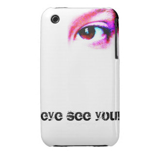 eye see you Case-Mate iPhone 3 cases