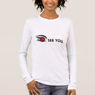 "EYE SEE YOU ""JANUARY GARNET"" LONG SLEEVE T-Shirt"