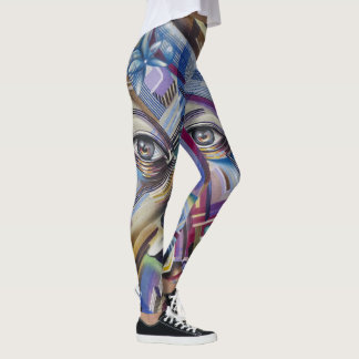 """Eye"" See You Ladies Leggings"