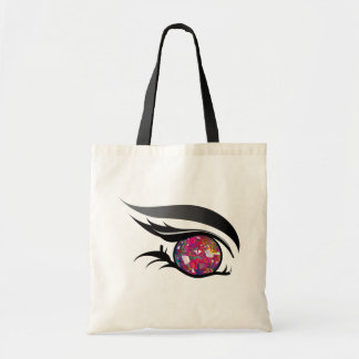 """EYE SEE YOU """"MULTIPLE COLOR"""" TOTE BAG"""