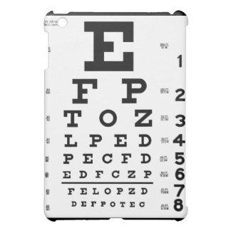 Eye test  iPad mini cases