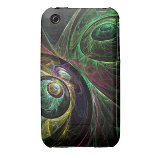 Eye to Eye Abstract Art iPhone 3G / 3GS iPhone 3 Case-Mate Cases