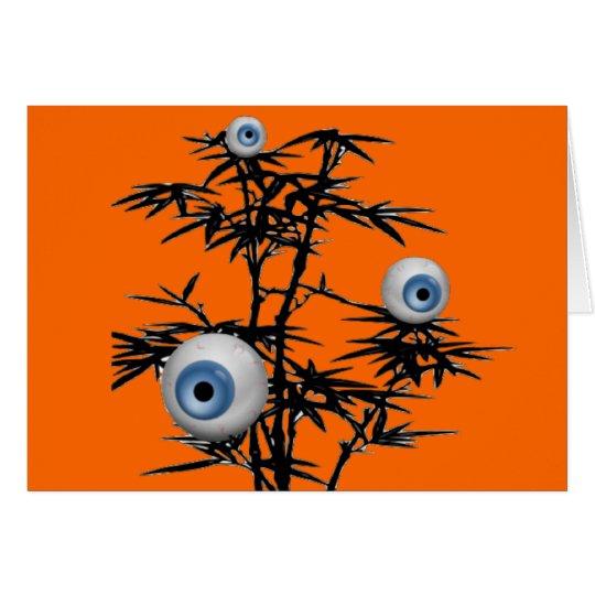 Eye Tree Card