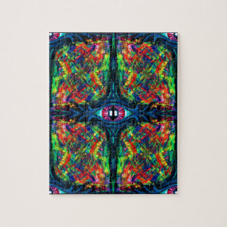 Eye Twisted and Trippy Jigsaw Puzzle