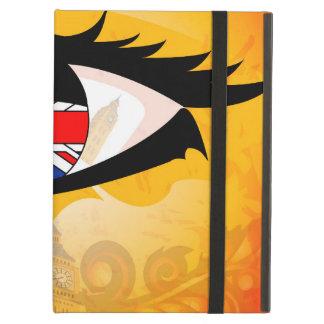 Eye, United Kingdom Case For iPad Air