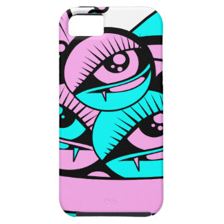eye vampire fun iPhone 5 cover