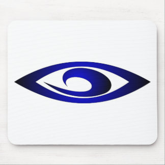 Eye Wave Mouse Pads
