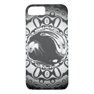 Eye with hypnotic pupil (or whatever you see) iPhone 8/7 case