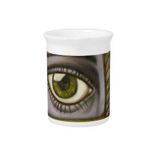 Eye Witness 2 Drink Pitchers