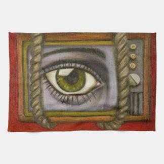 Eye Witness 2 Tea Towels
