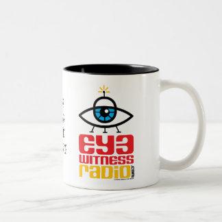 Eye Witness Radio mug
