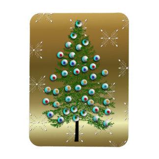 Eyeball Tree Magnets