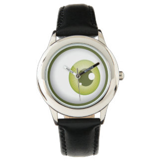 Eyeball watch