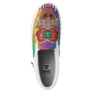 Eyebron Effort Printed Shoes