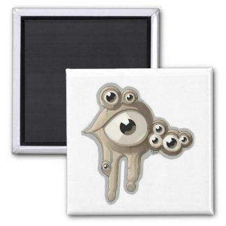 Eyedrops Square Magnet