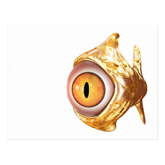 eyefish postcard