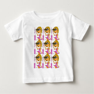 Eyelashes by Richard Cortez Baby T-Shirt