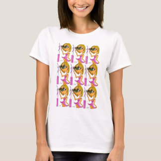 Eyelashes by Richard Cortez T-Shirt