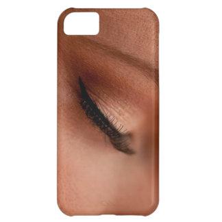Eyelashes iPhone 5C Case