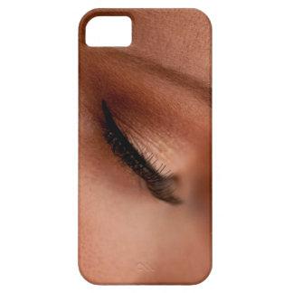 Eyelashes iPhone 5 Cases