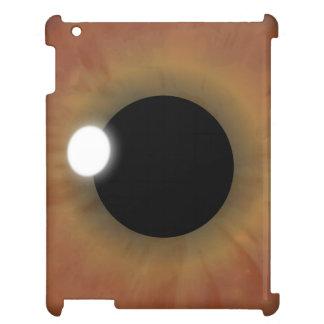 eyePad Brown Eye Iris Case Savvy iPad Case Covers Cover For The iPad