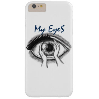 Eyes Barely There iPhone 6 Plus Case