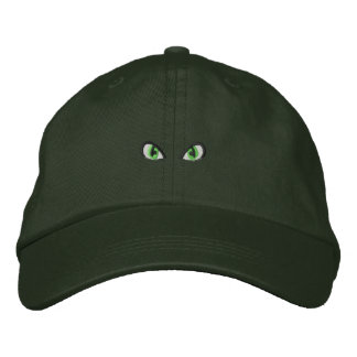 Eyes Embroidered Hats