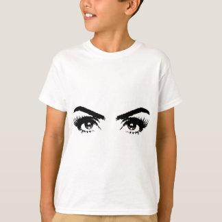 Eyes, Eyebrows & Eyelashes T-Shirt