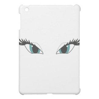 Eyes glamour case for the iPad mini