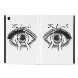 Eyes iPad Mini Cover