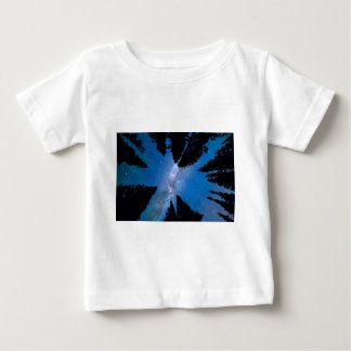 Eyes Looking Down Baby T-Shirt