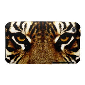 Eyes of a Tiger iPhone 3 Covers