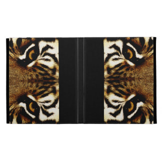 Eyes of a Tiger iPad Folio Cover