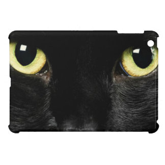 Eyes of cat case for the iPad mini