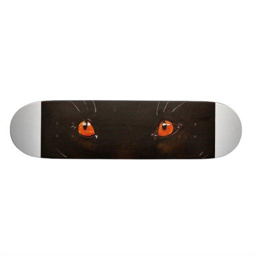 eyes of fire skateboard