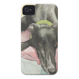 Eyes of His Soul iPhone 4 Case