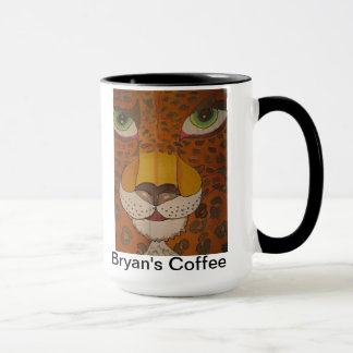 Eyes of the Jaguar Mug