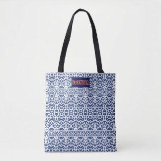 Eyes on You Modern Designer Blue Bag Buy Online