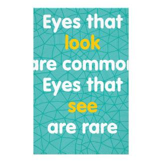 Eyes Stationery