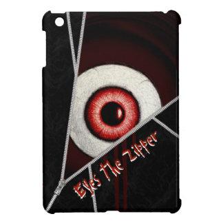 Eyes The Zipper iPad Mini Cases